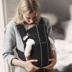 Baby Bjorn Original Baby Carrier Classic Black for sale